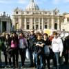 Incontro dei cresimati con il Papa