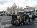 Cresimati a Roma