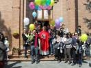 Festa dei bimbi battezzati nel 2010