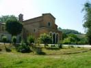 La chiesa di Montefortino su via Samoggia